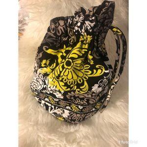 Vera Bradley Drawstring Tote Bag